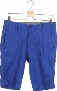 Niebieskie spodenki DKNY