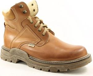 Buty zimowe Helios sznurowane