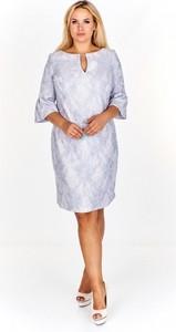 cc5ec9889a sukienki rozkloszowane eleganckie - stylowo i modnie z Allani