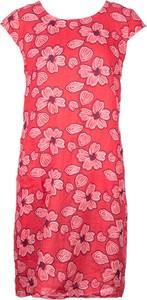 Sukienka Linen Collection prosta