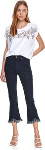 Jeansy Top Secret z jeansu w stylu casual