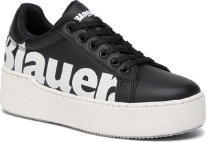 Sneakersy Blauer sznurowane