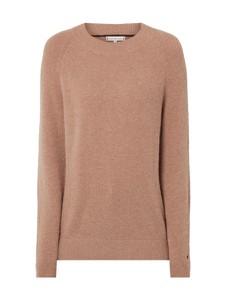 Brązowy sweter Tommy Hilfiger