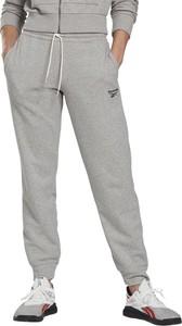 Spodnie sportowe Reebok z dresówki