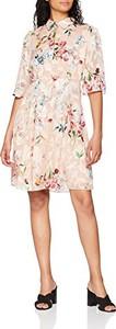 Sukienka Rinascimento w stylu casual z długim rękawem