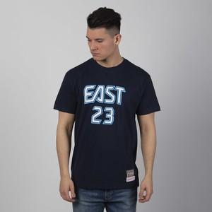 T-shirt Mitchell & Ness z krótkim rękawem