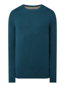 Sweter McNeal z wełny w stylu casual