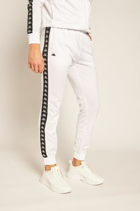Spodnie sportowe Kappa w sportowym stylu z dresówki