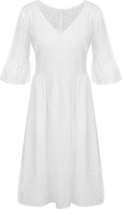 Sukienka Hugo Boss z tkaniny mini