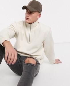 Bluza topman z dresówki