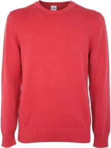Czerwony sweter Aspesi