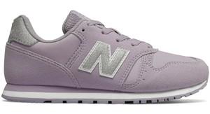 Fioletowe buty sportowe dziecięce New Balance