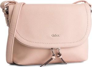 21352f4f0b43b Różowa torebka Gabor średnia na ramię. Torebka Gabor średnia w młodzieżowym  stylu