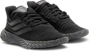 Trampki dziecięce Adidas sznurowane z tkaniny