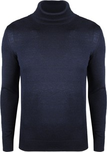 """Sweter Xagon Man Sweter """"turtleneck"""" z dzianiny"""