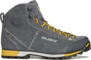 Buty trekkingowe Dolomite sznurowane z goretexu