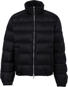 Czarna kurtka Prada w stylu casual krótka