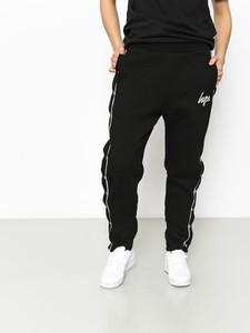 Czarne spodnie Hype