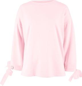 Różowa bluza bonprix bpc bonprix collection