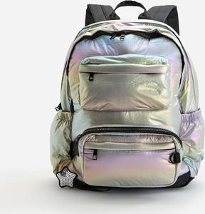 Srebrny plecak Reserved