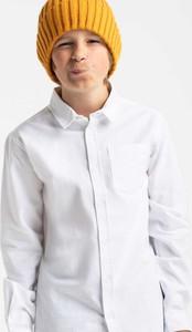Koszula dziecięca volcano.pl z jeansu dla chłopców