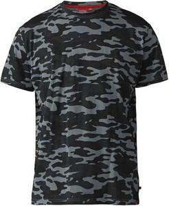 T-shirt Duke z bawełny z krótkim rękawem