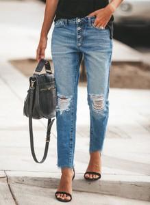 Jeansy Cikelly z jeansu