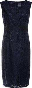 Sukienka Persona by Marina Rinaldi prosta z okrągłym dekoltem