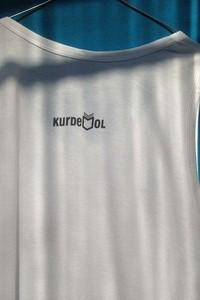 Bluzka Kurdemol z dresówki