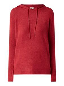 Czerwony sweter Tom Tailor z wełny
