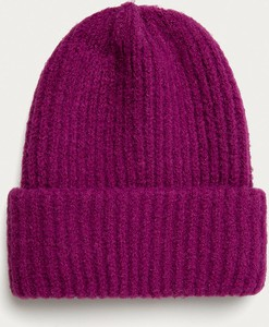 Fioletowa czapka Medicine