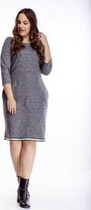 Sukienka omnido.pl dla puszystych