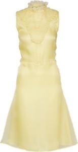 Postyr sukienka koktajlowa 'posamaranth silk'