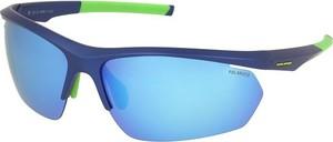 Okulary przeciwsłoneczne SP20096 Solano (granatowo-zielone)
