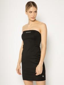 Sukienka Calvin Klein gorsetowa mini