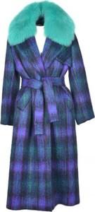 Płaszcz Giada Benincasa w stylu casual z wełny