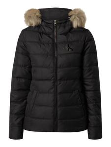 Czarna kurtka Calvin Klein w stylu casual