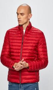 d7e41352dcd2 czerwona kurtka puchowa - stylowo i modnie z Allani