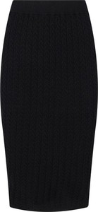 Czarna spódnica Marella midi