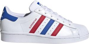 Trampki dziecięce Adidas dla chłopców w paseczki