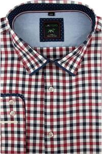 Koszula Laviino z klasycznym kołnierzykiem z tkaniny