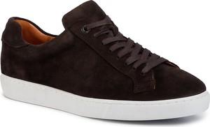 eobuwie.pl Sneakersy GINO ROSSI - MI07-A972-A801-03 Dark Brown