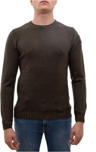 Zielony sweter Blauer Usa w stylu casual z dżerseju