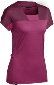 T-shirt Forclaz z wełny
