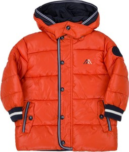 Pomarańczowa kurtka dziecięca Mayoral