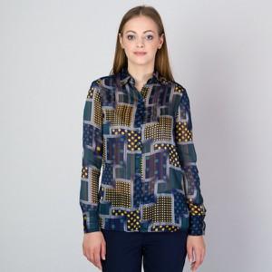 Granatowa koszula Willsoor