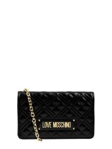 Czarna torebka Love Moschino do ręki