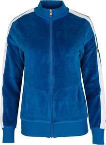 Niebieska bluza Colmar