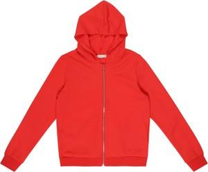 Czerwona bluza dziecięca Name it