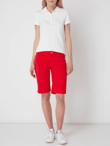 Czerwone szorty Christian Berg Women w stylu casual